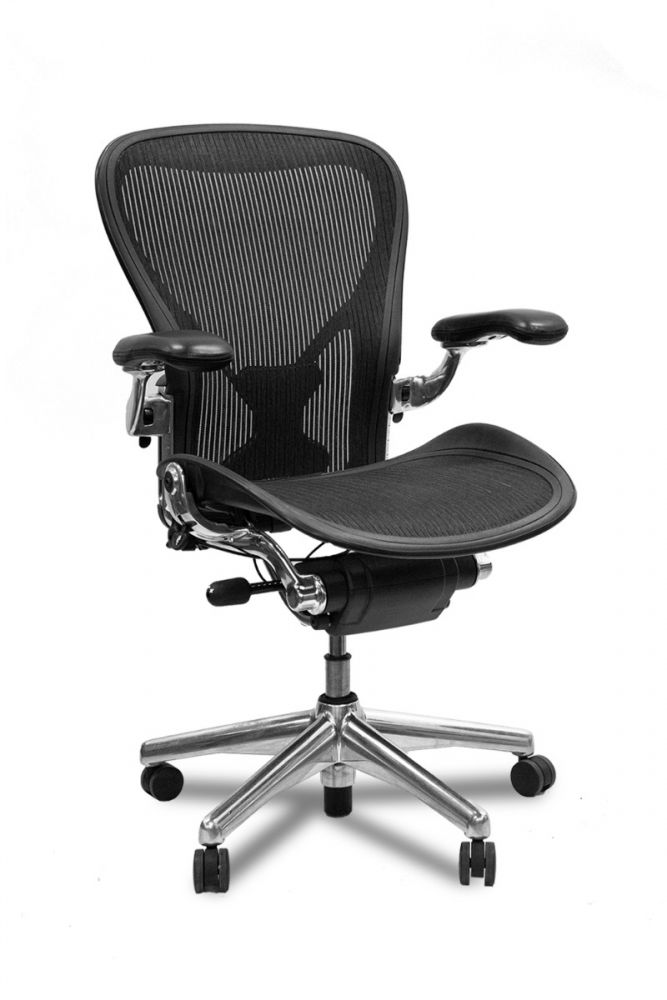 Pre-owned Aeron Work Chair, Size C