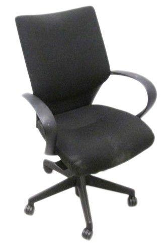 Keilhauer Tom Task (Black Upholstery)