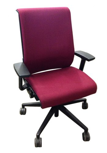 Steelcase Think Task (Red Violet)