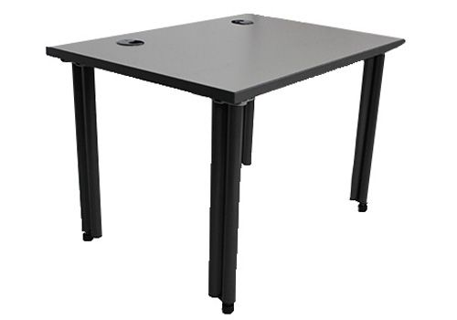 3.5' Knoll Propeller Laminate Rectangular Training Table