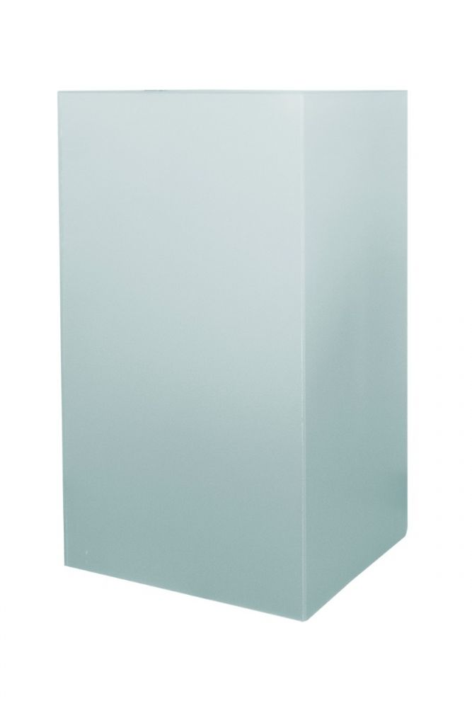 "20""W Bar-Height Cube Table (Frosted Green)"
