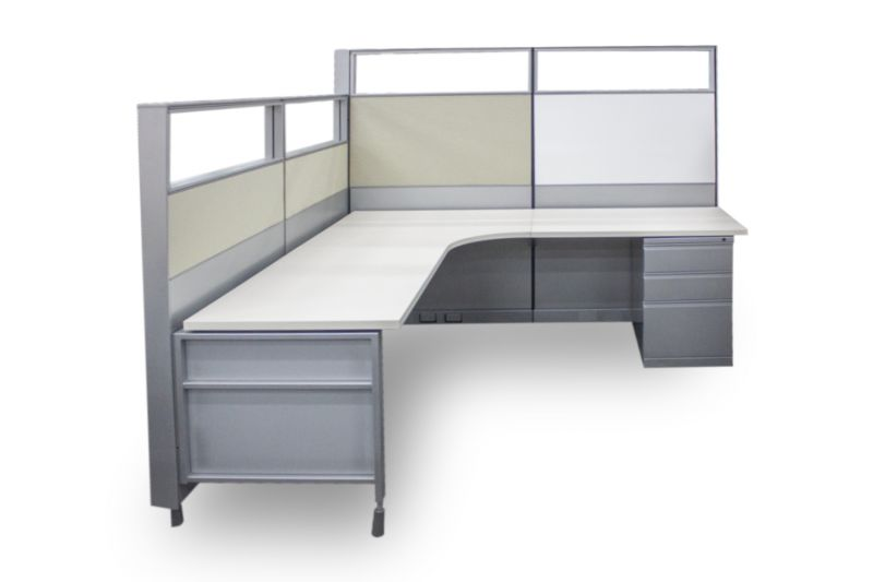 Herman Miller Canvas workstation