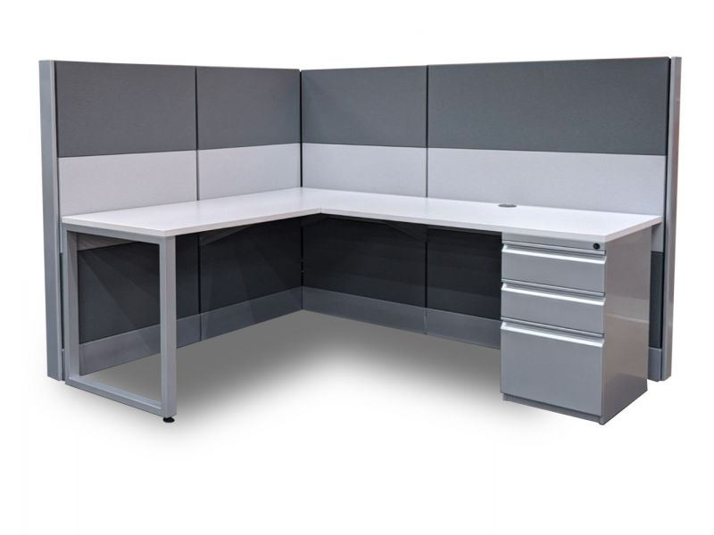 Refurbished Herman Miller Ethospace Workstation