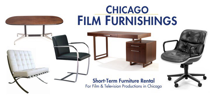 Bon Along With Our Selection Of Timeless Furniture Pieces, We Also Provide Short  Term Furniture Rental For Film And Television Productions In Chicago.