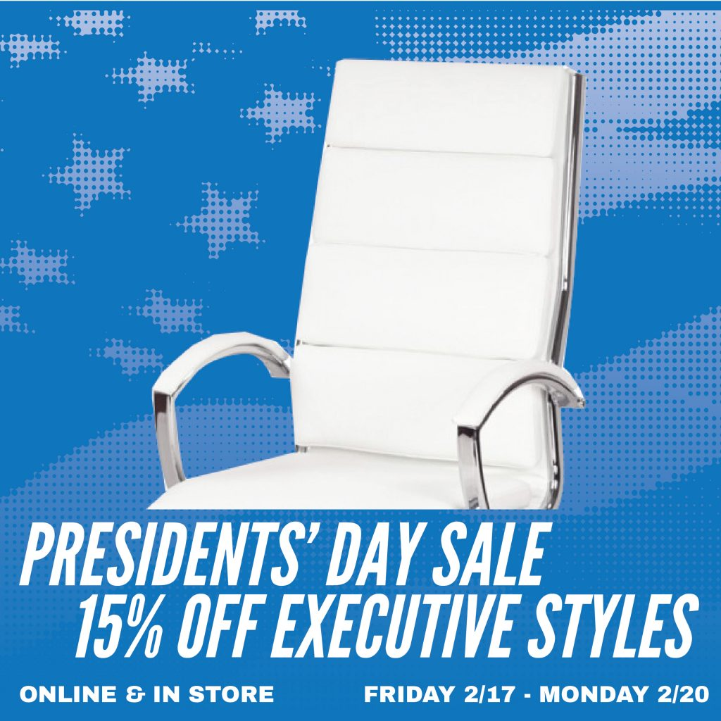 For Your Executive Office This Weekend